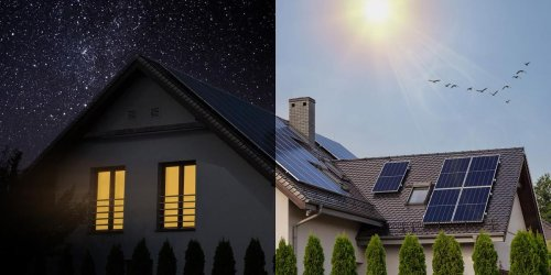Do Solar Panels Work on Cloudy Days? What About at Night?