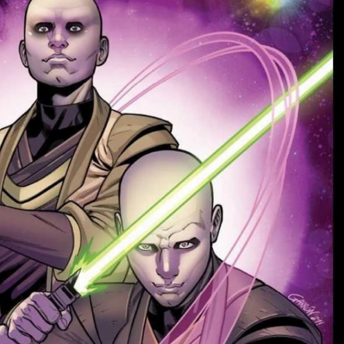 Transphobic 'Star Wars' Fans Melt Down Over Comic Book Cover Featuring Trans Non-Binary Jedi