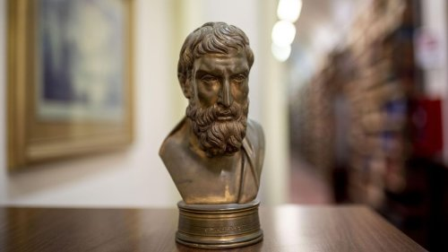 Epicurus and the atheist's guide to happiness