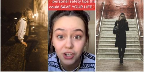 Teenager shares 12 clever safety tips for women that you may never have considered before