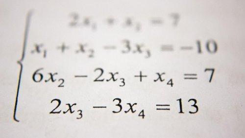 Do we still need math?