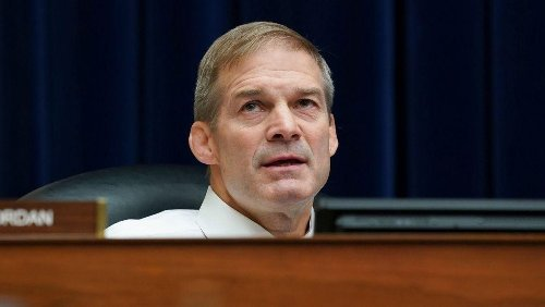 GOP Rep. Jim Jordan Just Asked A Whiny Question About Masks—And Twitter Brutally Answered