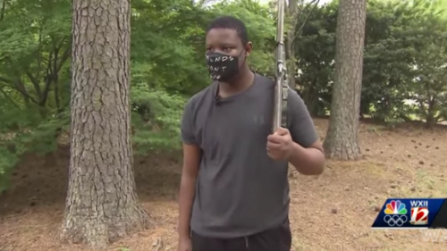 Neighbors Call Cops On Black North Carolina Teen Who Was Practicing His ROTC Drill Routine
