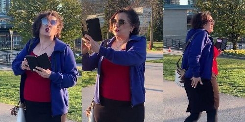 Woman Hurls Racist Rant At Two Asian Women After They Refused To Take Her Picture For Her