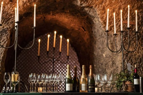 9 Underground Wine Caves Open for Tastings in Napa + Sonoma