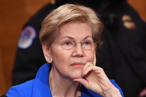 Elizabeth Warren Just Summed Up The Current State Of The GOP With The Perfect Food Metaphor