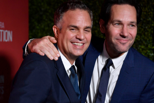 Mark Ruffalo May Have Found The Secret To Paul Rudd's 'Eternal Youth' With Birthday Photo
