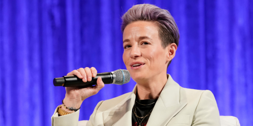 Megan Rapinoe Is New Face Of Victoria's Secret—And Butthurt Straight Guys Are Melting Down