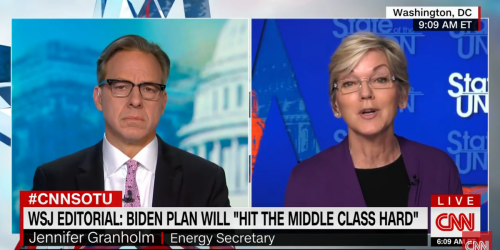 Biden's energy secretary doesn't deny tax hikes to pay for massive infrastructure plan will 'hit the middle class hard'