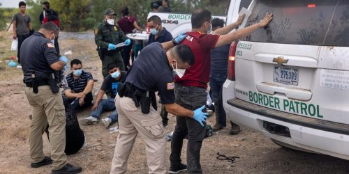 Americans now more likely to call illegal immigration a 'very big problem' than coronavirus as concerns surge over border crisis