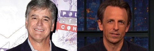 Hannity Just Tried To Pick A Fight With Seth Meyers On Twitter And Yeah, It Did Not Go Well For Him