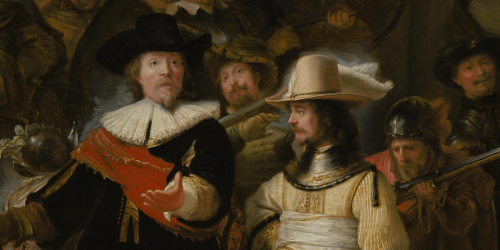 How AI learned to paint like Rembrandt