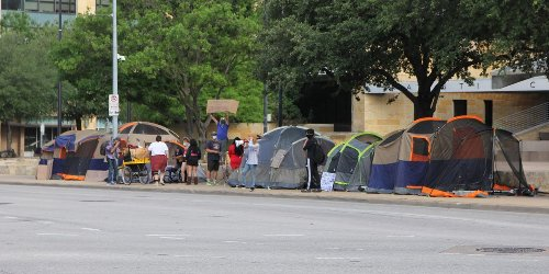 Austin City Council drags feet on voter-backed camping ban reimplementation