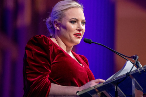 Meghan McCain's Defense Of Trump's 'China Virus' Slur Resurfaces After Her 'Stop Asian Hate' Message