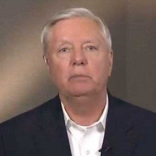 Lindsey Graham Dragged For Saying GOP 'Can't Grow' Without Trump In Fawning Fox News Interview