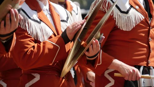 UT requires Longhorn Band to play 'The Eyes of Texas' but creates a 2nd band without it