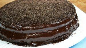 Este Você vai adorar, Bolo Prestígio de chocolate e coco da Ana Maria; Veja Aqui >>>