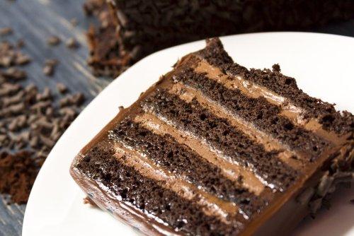 European Chocolate Stout Cake