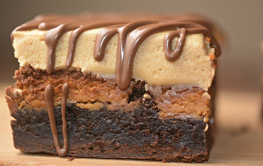 DREAM CHOCOLATE PEANUT BUTTER DESSERT RECIPES
