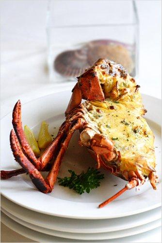 Parmesan & Garlic Lobster