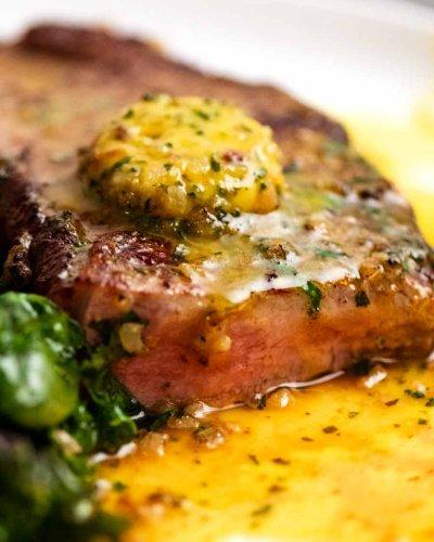 Café de Paris butter - sauce for steak