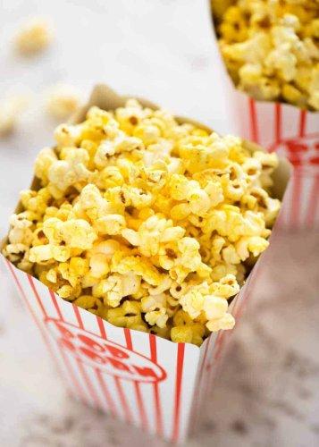 Homemade Movie Popcorn