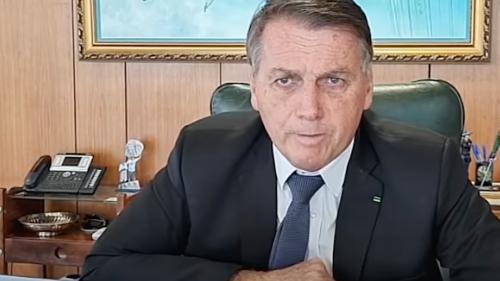YouTube deletes 15 videos from Brazilian President Jair Bolsonaro