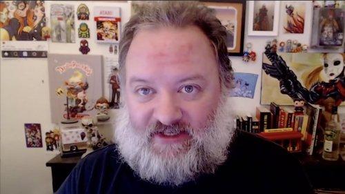 "PlayStation temporarily suspended God of War creator David Jaffe for ""hate speech"""