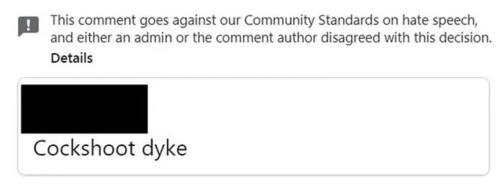 Facebook blocks all mention of English beauty spot Cockshoot Dyke