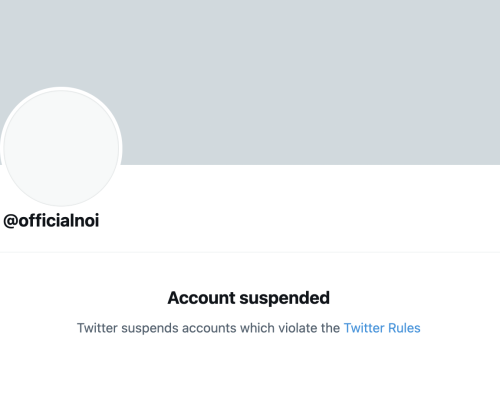 Twitter bans the Nation of Islam