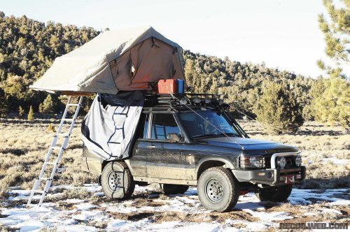 2004 Land Rover Discovery Series II - Ain't No Status Symbol | RECOIL