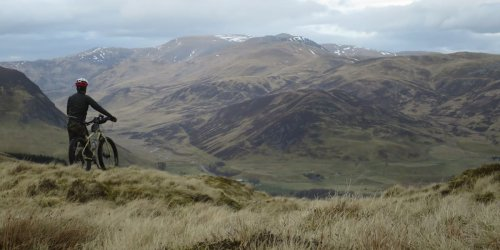 10 of the best bikepacking routes in Scotland