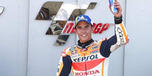 Marc Márquez vs Francesco Bagnaia was the MotoGP™ battle of the year