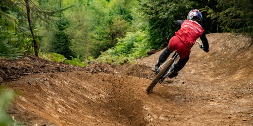 Laurie Greenland reveals how to survive his new trail at BikePark Wales