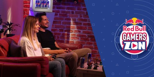 "Red Bull GamerSZon: Irmak Kazuk'un Konuğu Ceren ""LunaSpia"" Pektaş"