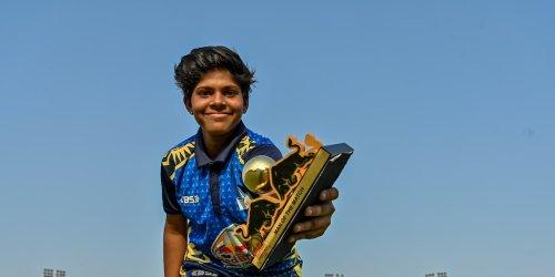 Meet Kashish Nirmal, a star in the making of Indian women's cricket
