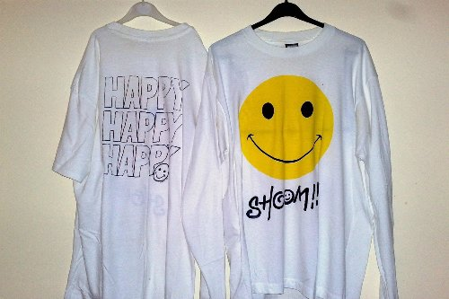 The strange, tangled history of the acid house smiley