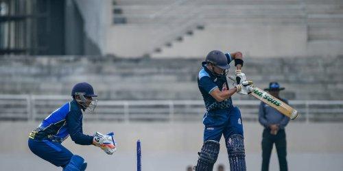 Meet Dhairav Oza, the next big opening batsman from Ahmedabad