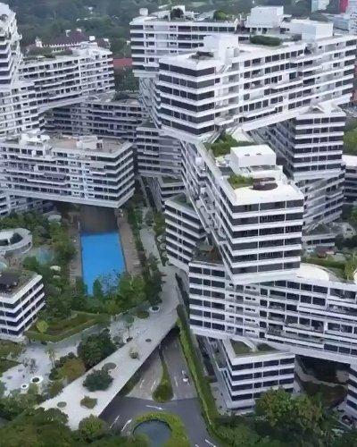 r/nextfuckinglevel - Interlace, Singapore