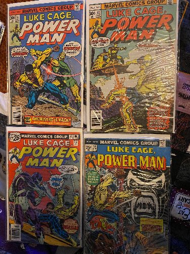 r/comicbookcollecting - Opened a box and found Power Man