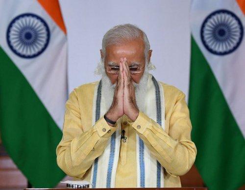 What Vikas Yatra is Modi talking about?