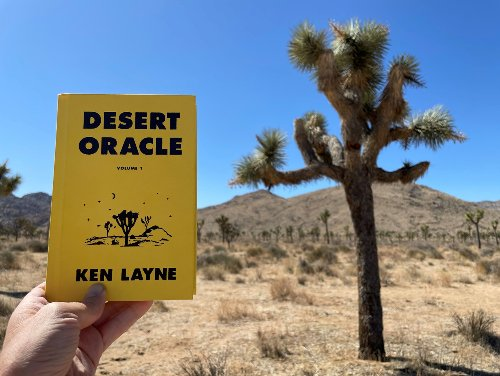 Desert Oracle journal peers into the Mojave's myths