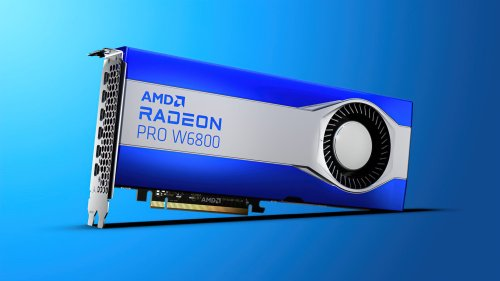 AMD introduces Radeon Pro W6000 series graphics cards