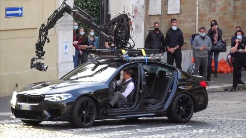 Five dynamic camera rigs spotted on Mission: Impossible 7