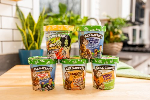 We're Screaming for Ben & Jerry's New Non-Dairy Ice Cream