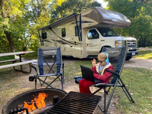 """We Attempted to """"Roadschool"""" Our Son in an RV & This Is What It Was Really Like"""