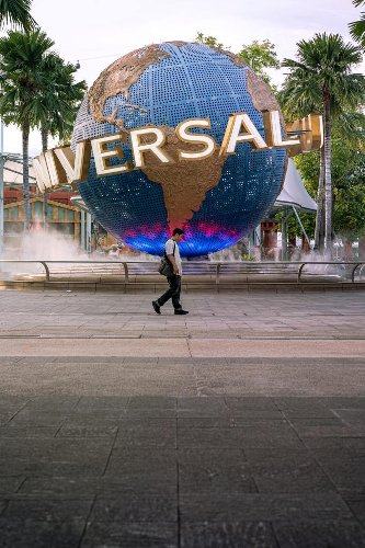Universal Studios Hollywood Announces Reopening Plan