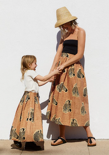 You're Going to Want the Entire New Mommy & Me Collection from Anthropologie