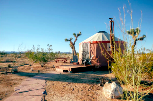14 Rad Yurts You Can Sleep in to Restore Your Family's Zen