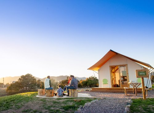 The Best Glamping Spots for Families in the Country